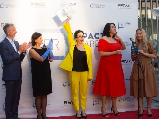 """""""PR Impact Awards 2020"""" paskelbti geriausi komunikacijos projektai, Metų agentūra – """"Integrity PR"""""""