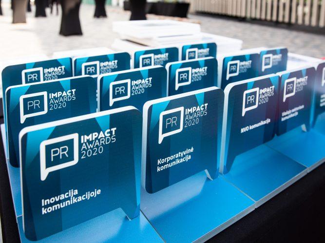 """Prasideda paraiškų teikimas konkursui """"PR Impact Awards 2021"""""""